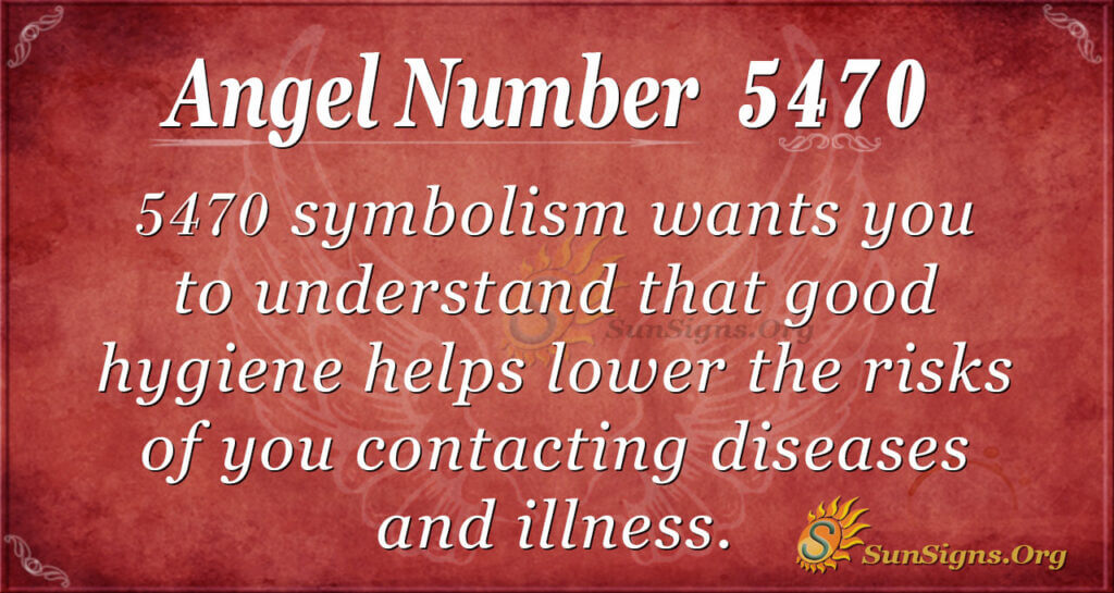 5470 angel number