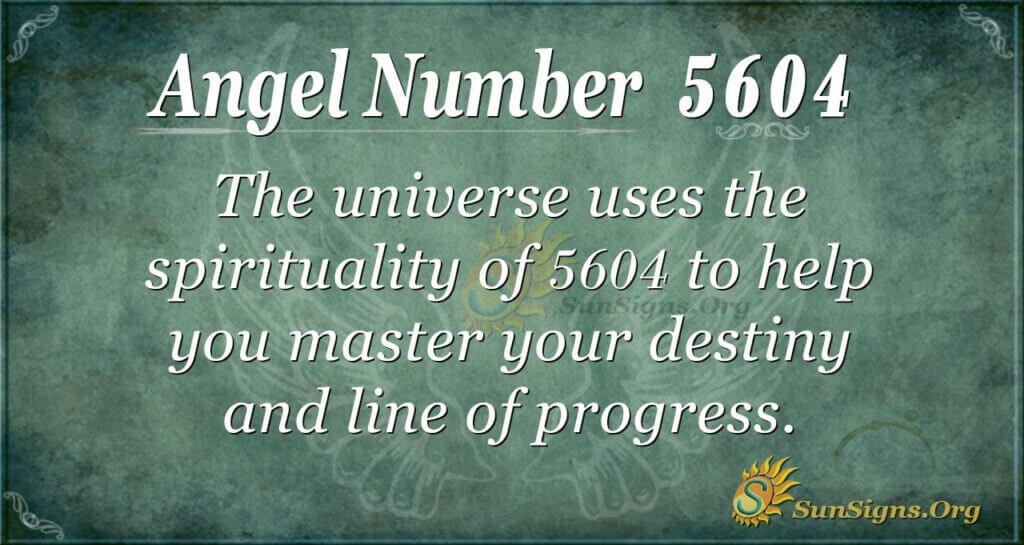 5604 angel number