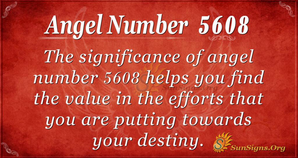 5608 angel number