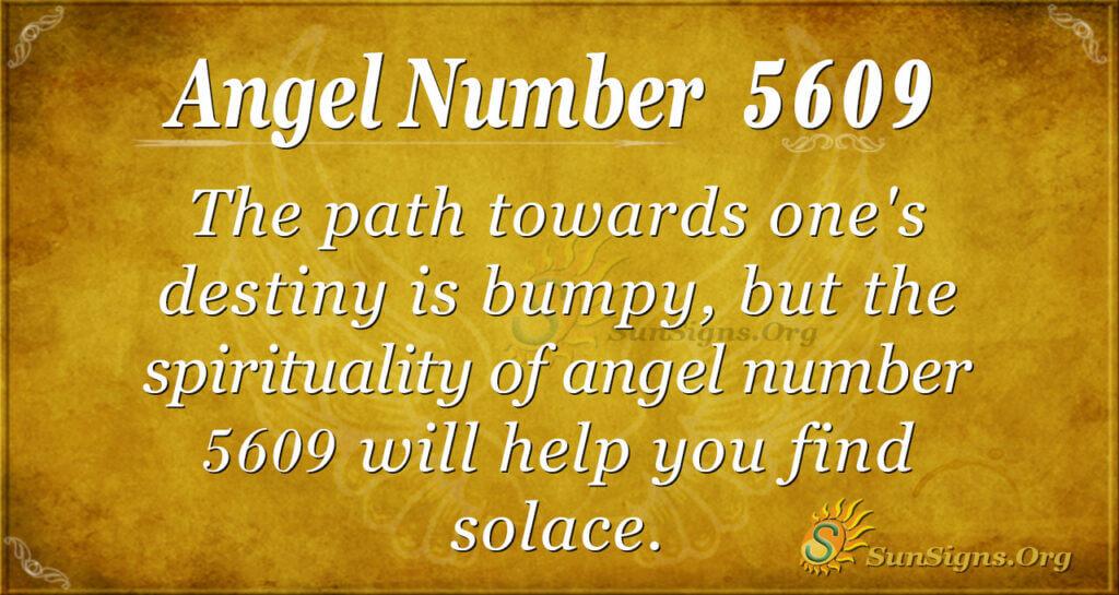 5609 angel number