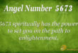 5673 angel number
