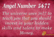 5677 angel number