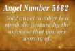 5682 angel number