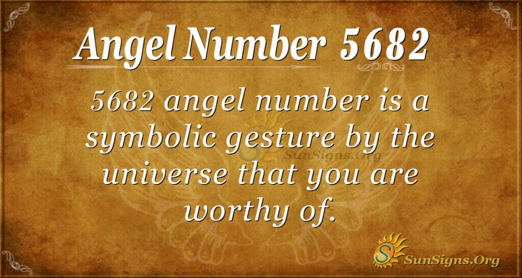 5682 angel number
