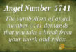 5741 angel number