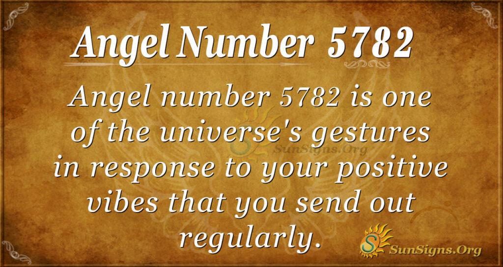 5782 angel number