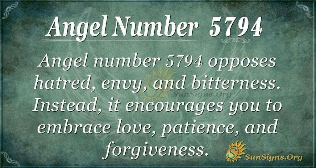5794 angel number