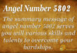 5802 angel number