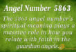 5863 angel number