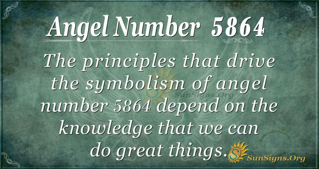 5864 angel number