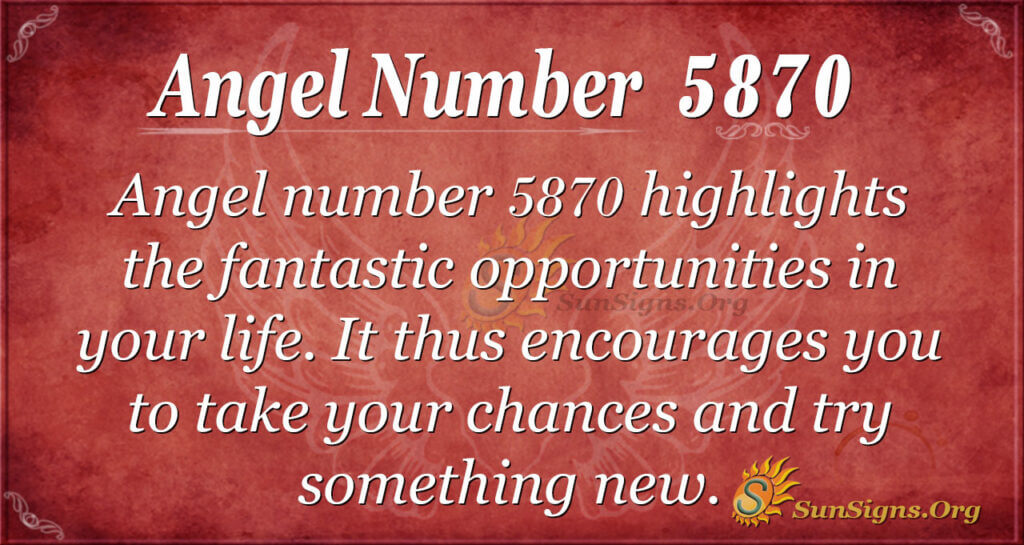 5870 angel number