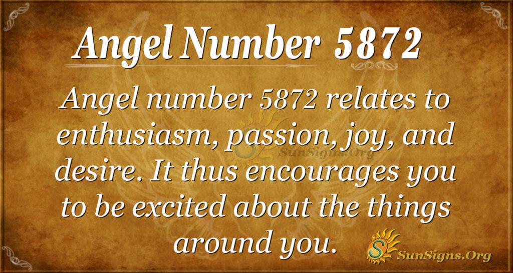 5872 angel number