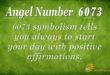 6073 angel number