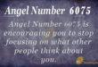6075 angel number