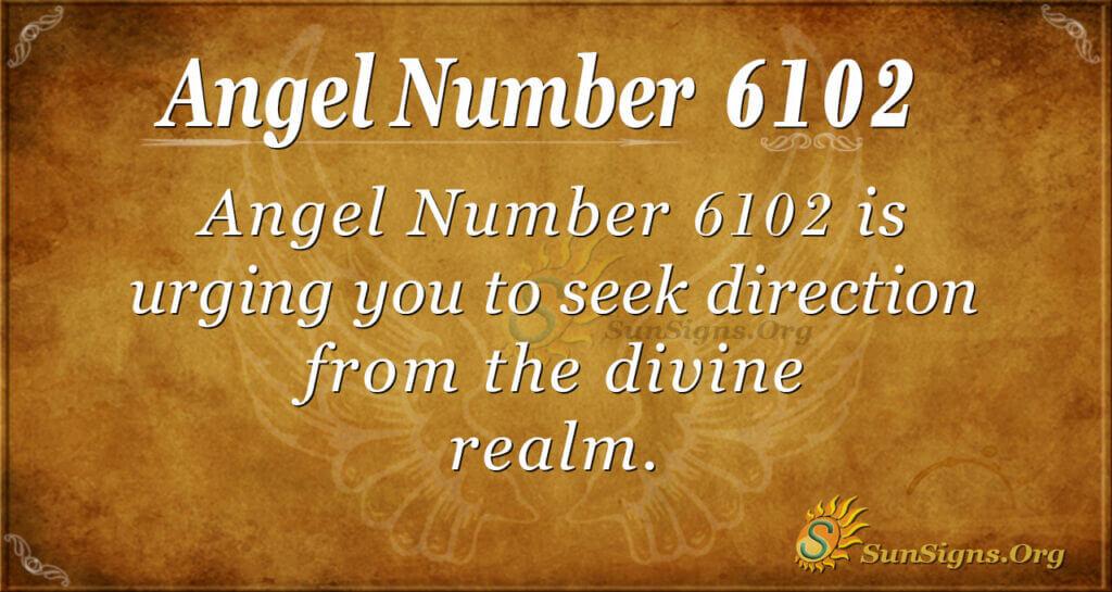 6102 angel number