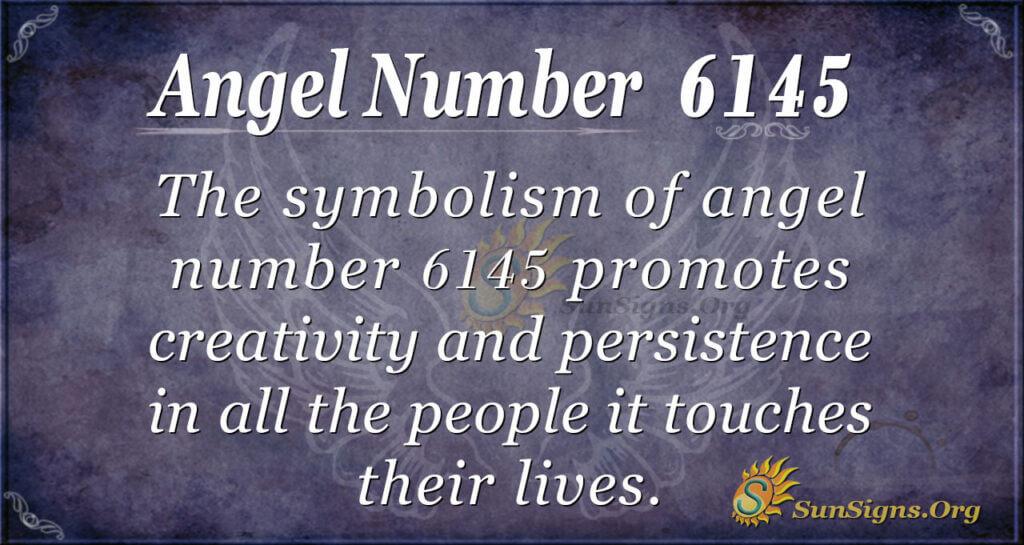 6145 angel number
