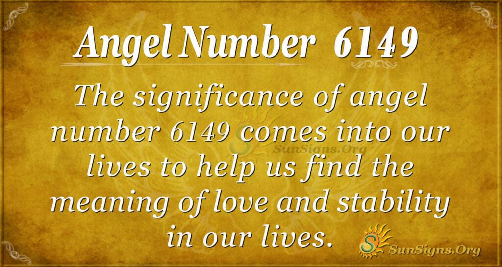 6149 angel number