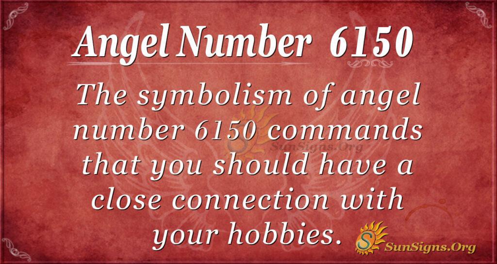 6150 angel number