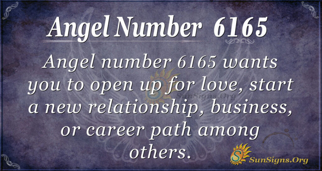 6165 angel number