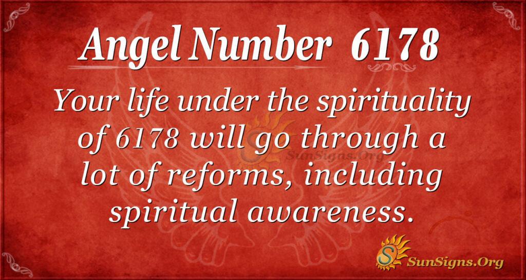 6178 angel number