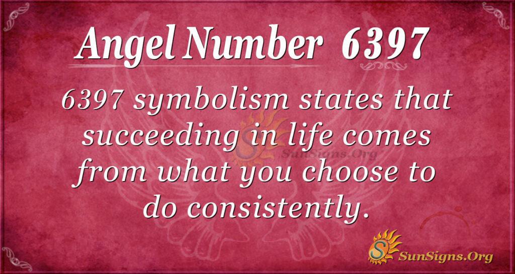 6397 angel number