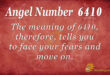 6410 angel number