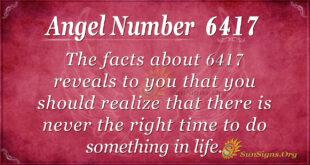 6417 angel number