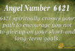 6421 angel number