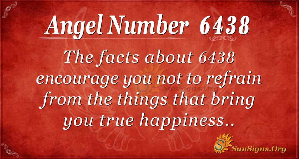 6438 angel number