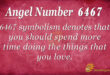 6467 angel number