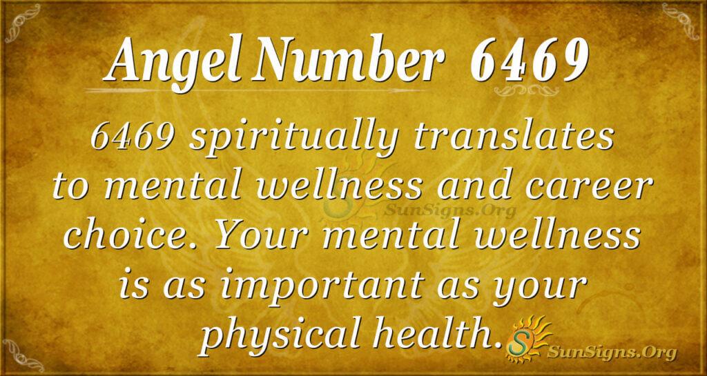 6469 angel number