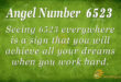 6523 angel number