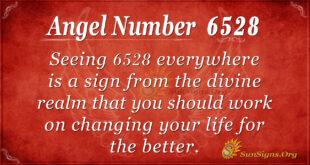 6528 angel number