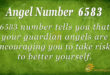 6583 angel number