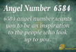 6584 angel number