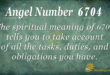 6704 angel number