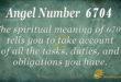 6704 angel number