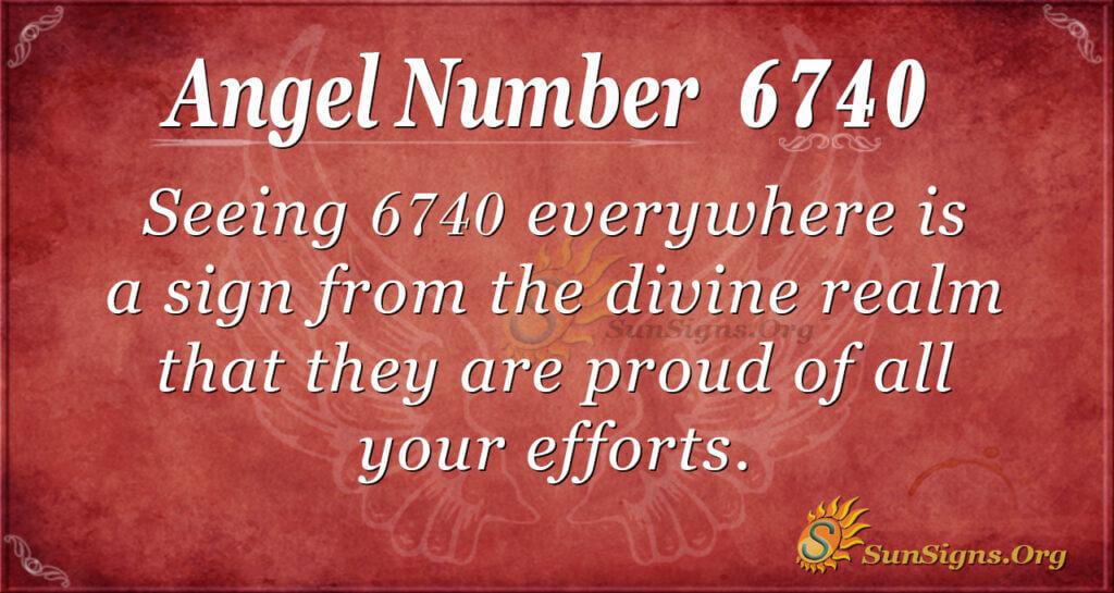 6740 angel number