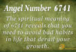 6741 angel number