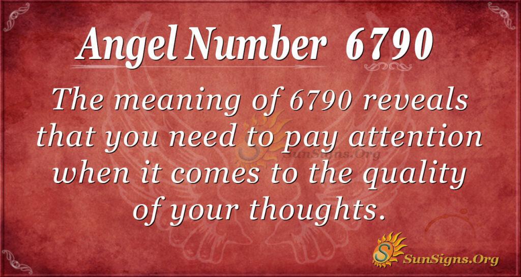 6790 angel number