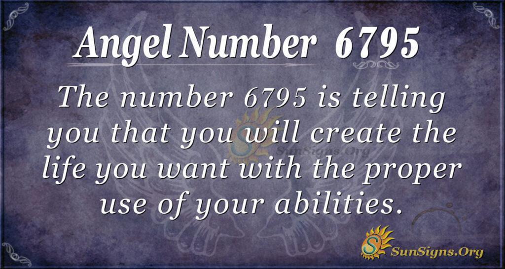 6795 angel number