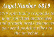 6819 angel number