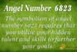 6823 angel number