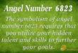 6823 angel number