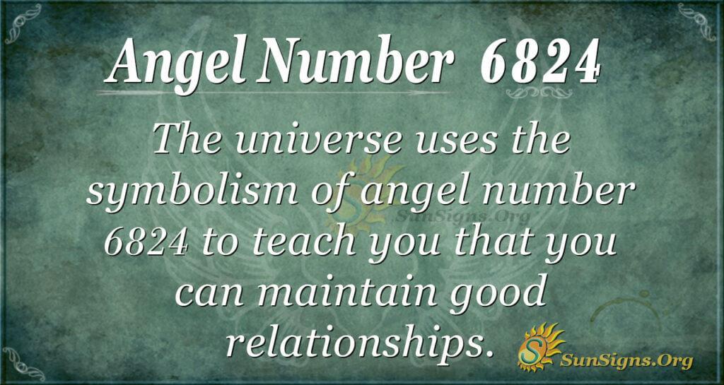 6824 angel number