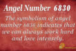 6830 angel number