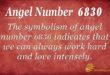 6830 angel number
