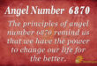 6870 angel number