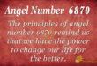 6870 angel number