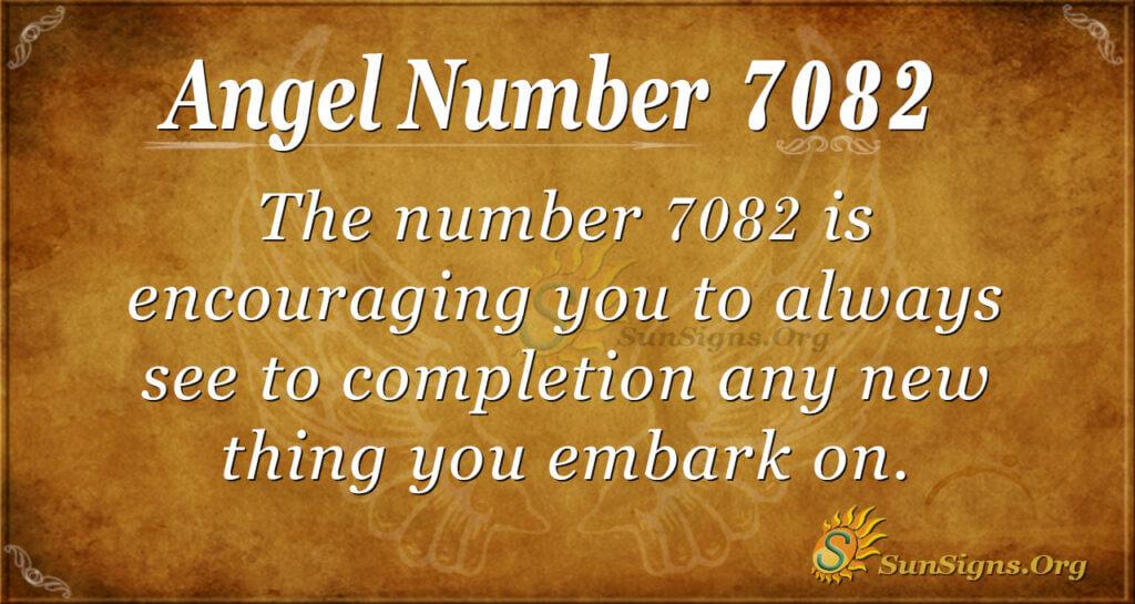 7082 angel number
